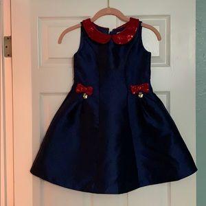 Girls 5/6 Snow White dress